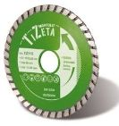 Алмазные диски серии TZ (для ушм)