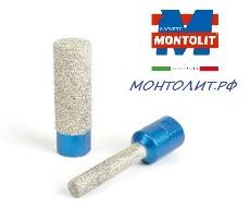 Алмазные фрезы Montolit FPU