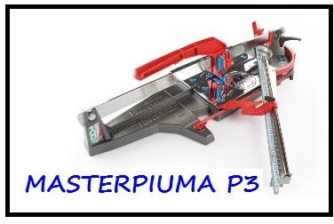 Профессиональные плиткорезы Montolit MASTERPIUMA серия P3 (длина реза до 155см)